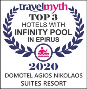 Τop 3 Εpirus - Ιnfinity Πool